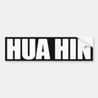 Hua Hin Pegatina Para Auto