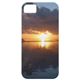 Huahine Sunset iPhone Case