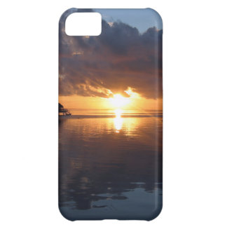 Huahine Sunset iPhone Case iPhone 5C Covers