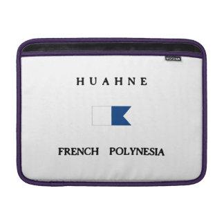 Huahne French Polynesia MacBook Sleeves