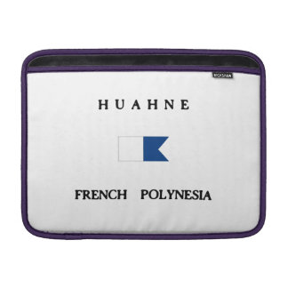 Huahne French Polynesia MacBook Air Sleeve