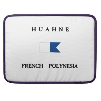 Huahne French Polynesia Sleeve For MacBook Pro