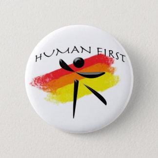 huamn pinback button