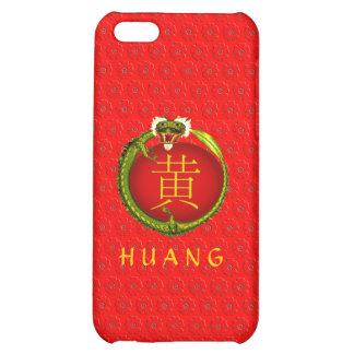 Huang Monogram Dragon iPhone 5C Cases