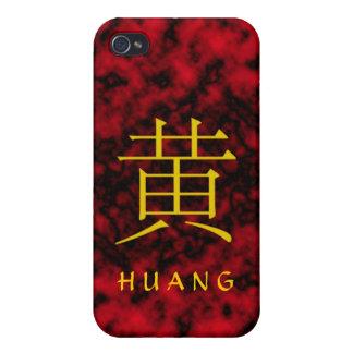 Huang Monogram iPhone 4 Case