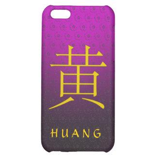 Huang Monogram iPhone 5C Case