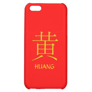 Huang Monogram iPhone 5C Cover