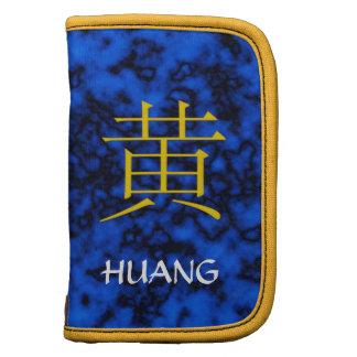 Huang Monogram Folio Planner