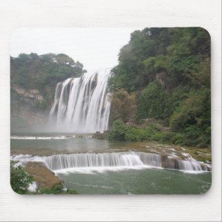 Huangguoshu Falls, mousepad de China, cojín de rat