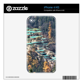 HUANGLONG POOLS iPhone 4 SKINS