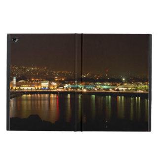 Huatulco at night iPad air cover