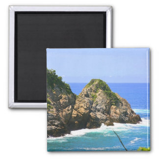 Huatulco Coastline Magnet