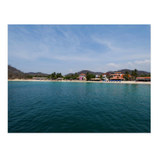 Huatulco Postcard
