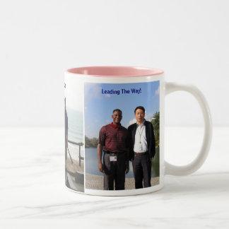 Huawei IFS Project - Customized - Customized Two-Tone Coffee Mug