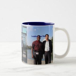 Huawei IFS Project - Customized - ... - Customized Two-Tone Coffee Mug