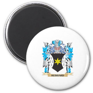 Hubbard Coat of Arms - Family Crest Refrigerator Magnets