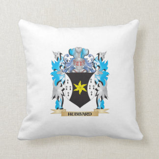 Hubbard Coat of Arms - Family Crest Pillows