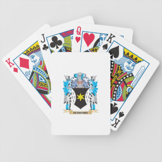 Hubbard Coat of Arms - Family Crest Card Deck