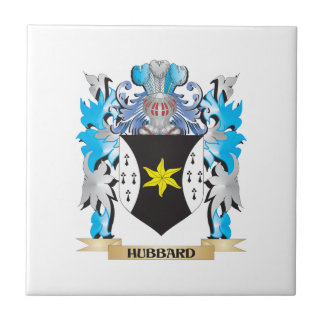 Hubbard Coat of Arms - Family Crest Tiles