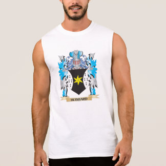 Hubbard Coat of Arms - Family Crest Sleeveless T-shirt