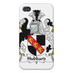 Hubbard Family Crest Cover For iPhone 4