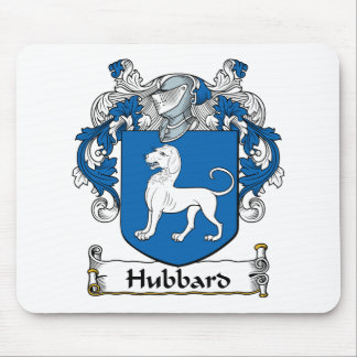 Hubbard Family Crest Mouse Mat