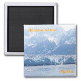 Hubbard Glacier fridge magnet