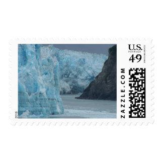 Hubbard Glacier Postage Stamp