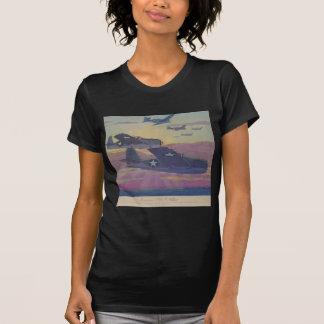 Hubbell's Grumman Fi6 Hellcat T-Shirt