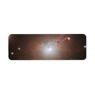 Hubble ACS image of NGC 1275 Custom Return Address Label