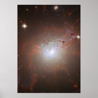 Hubble ACS image of NGC 1275 Poster