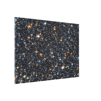 Hubble ACS SWEEPS Field Canvas Print
