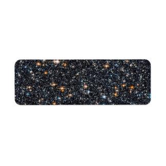 Hubble ACS SWEEPS Field Labels