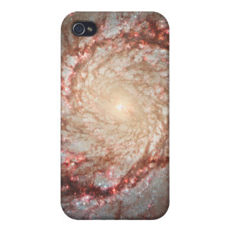 Hubble ACS Visible Image of M51 Case For iPhone 4