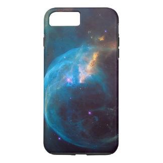 Hubble Bubble Nebula SpaceHD iPhone 8 Plus/7 Plus Case