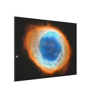 Hubble Captures a Ring Canvas Print