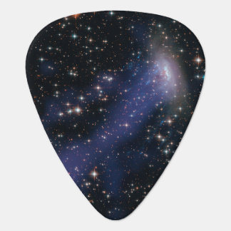Hubble-Chandra Composite of ESO137-001 Guitar Pick