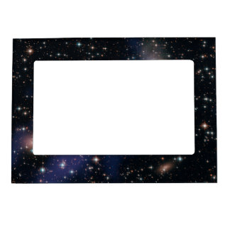 Hubble-Chandra Composite of ESO137-001 Photo Frame Magnets