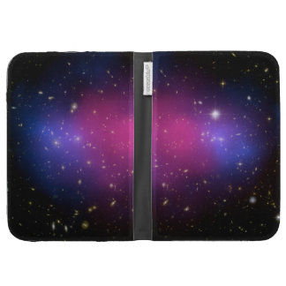 Hubble & Chandra Galaxy Cluster Kindle Case