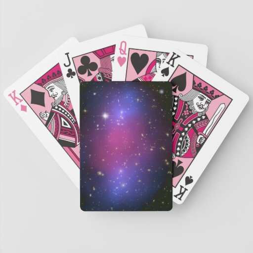 Hubble & Chandra Galaxy Playing Cards
