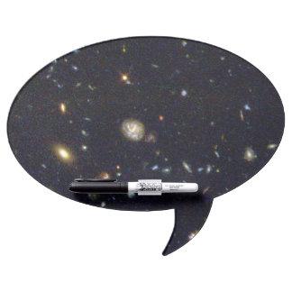 Hubble Deep Field South Unveils Myriad Galaxies Dry Erase Board