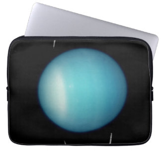 Hubble Discovers New Rings and Moons Around Uranus Computer Sleeve