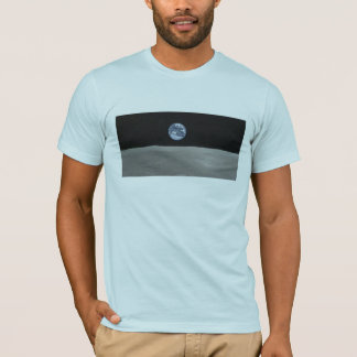 Hubble Earthrise Playera