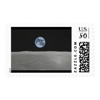 Hubble Earthrise Postage