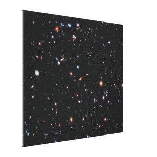 Hubble eXtreme Deep Field Canvas Print