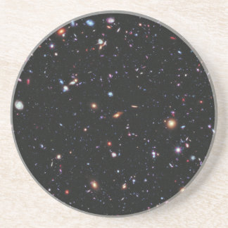 Hubble eXtreme Deep Field Beverage Coaster