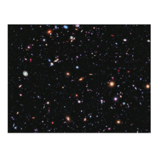 Hubble eXtreme Deep Field Postcard