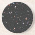 Hubble eXtreme Deep Field Sandstone Coaster