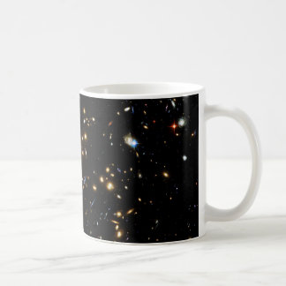 Hubble Finds Dark Matter Ring in Galaxy Cluster Coffee Mug