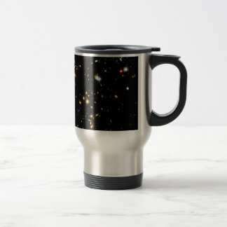 Hubble Finds Dark Matter Ring in Galaxy Cluster Travel Mug
